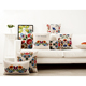 Professional Design Designer Sheepskin Pillow Sofa Set Cushion