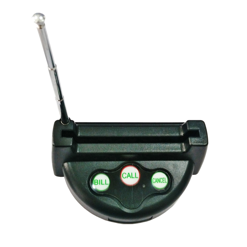 K-G3 restaurant pager table bell Waiter calling button system