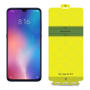 Soft Hydrogel Film For Xiaomi 9 Full Protective Film Cover Screen Protector