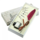 Feather Pen Set Quill Pen, Antique Dip Feather Pen Set with the Ink in Bottle