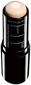 Maybelline New York Fit Me Oil-Free Stick Foundation - Porcelain (Pack of 2)