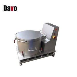 Factory Supply Potato Chips Dehydrator/ Fruit Vegetable Water Extractor Machine/ Potato Dehydrator
