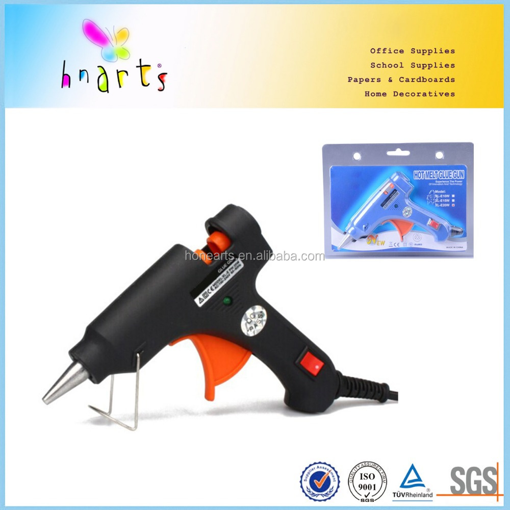 Electric hot melt silicon glue gun
