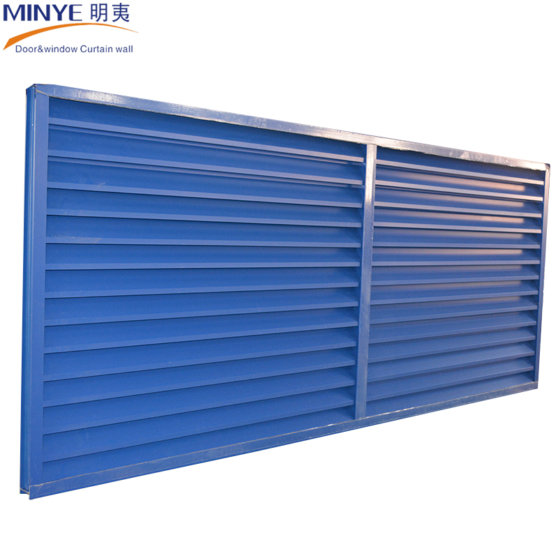 TOP QUALITY COMMERCIAL ALUMINUM ELECTRIC GARAGE DOOR FOR SALE