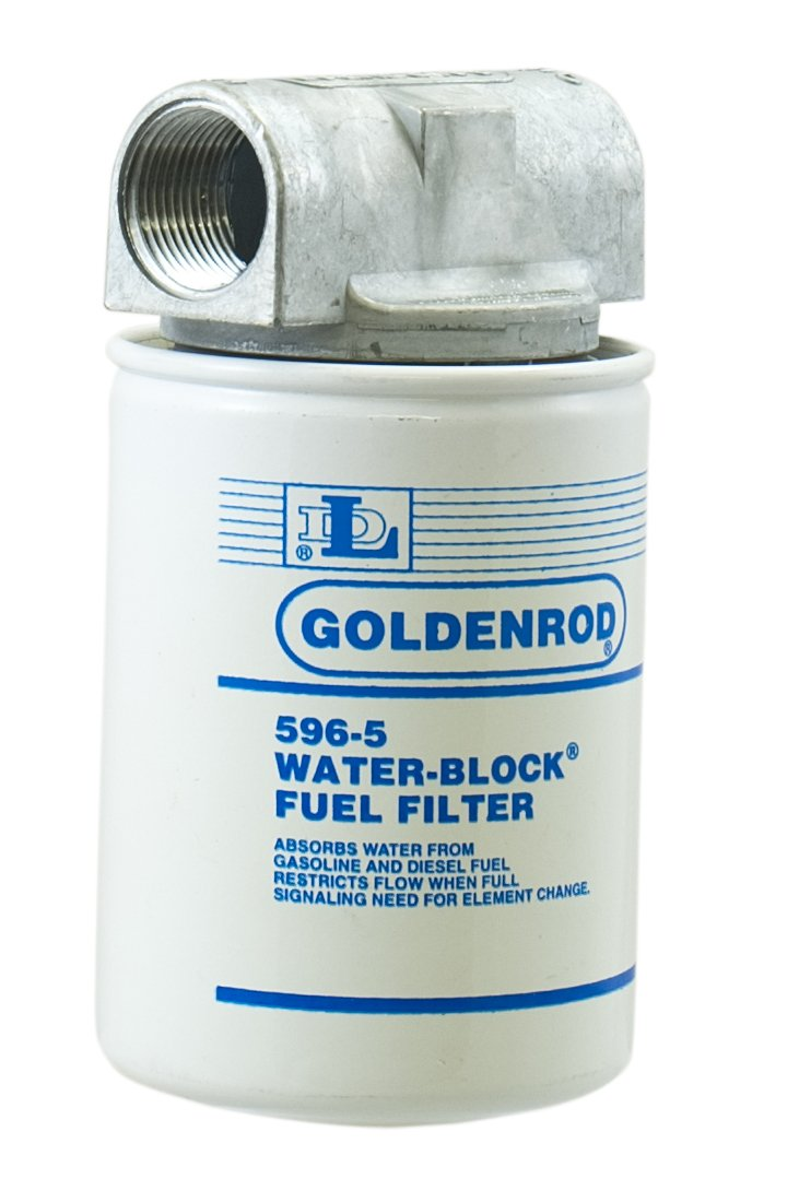 Cheap Water Block Fuel Filter Find Deals On Tank Get Quotations Goldenrod 596 3 4 Canister With