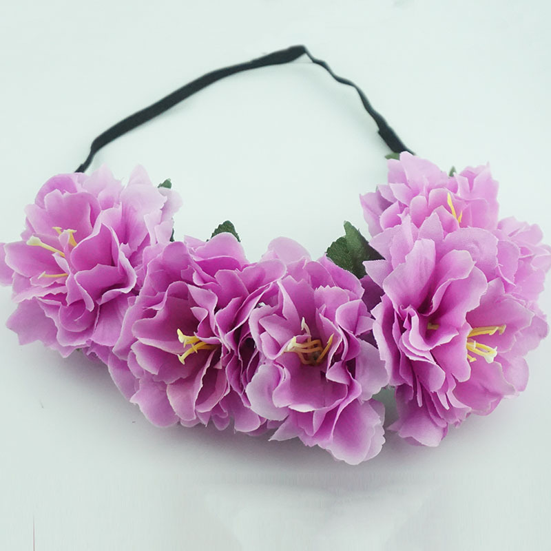 wholesalers bride use wedding ceremony flower hairband