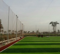 Outdoor Sports Carpet Synthetic Grass Turf for Futsal Court Flooring
