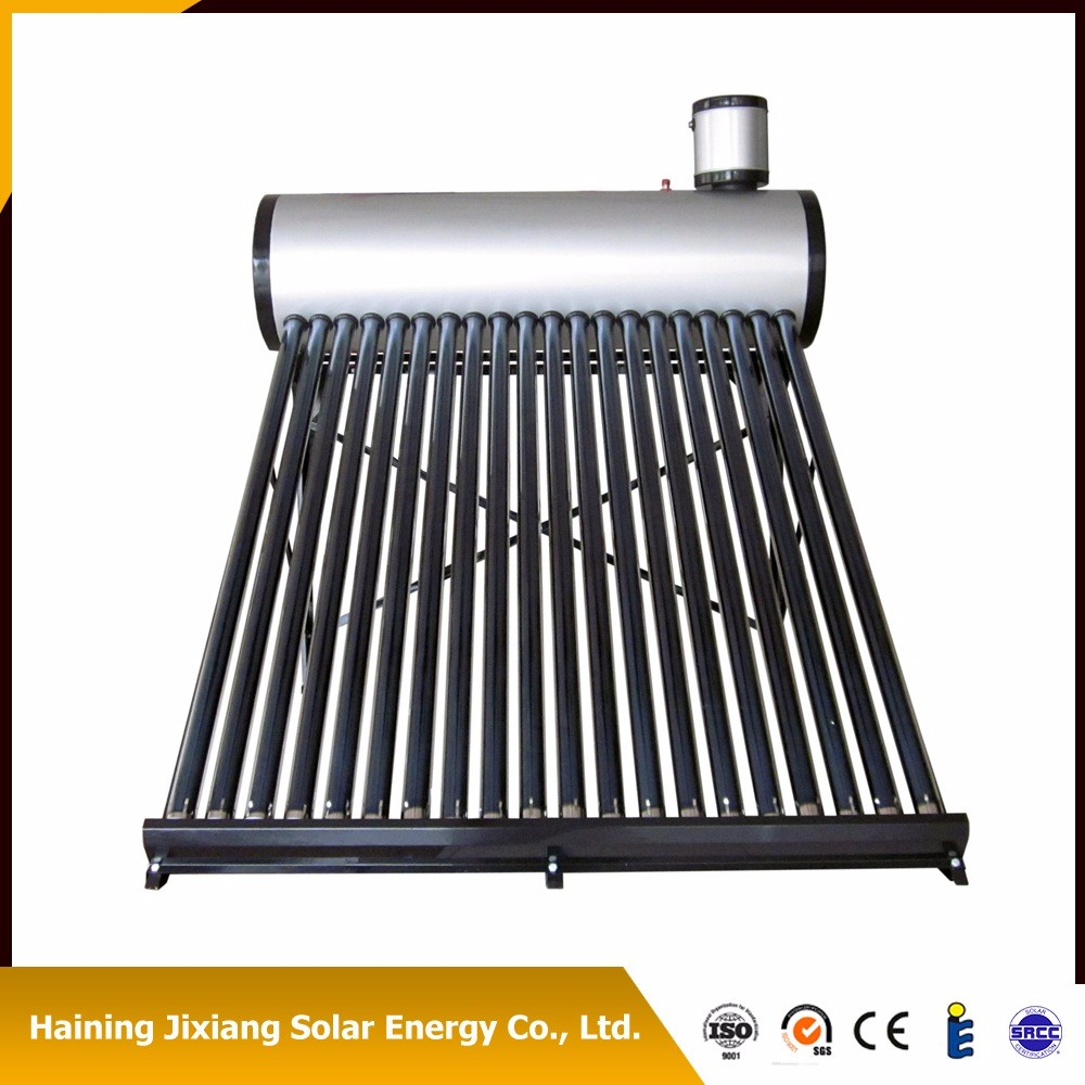 China 150 Liter Apartment Vacuum Solar Water Heater