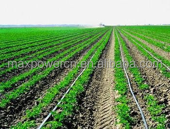 Land Industrial Crops Greenhouse Drip Irrigation System