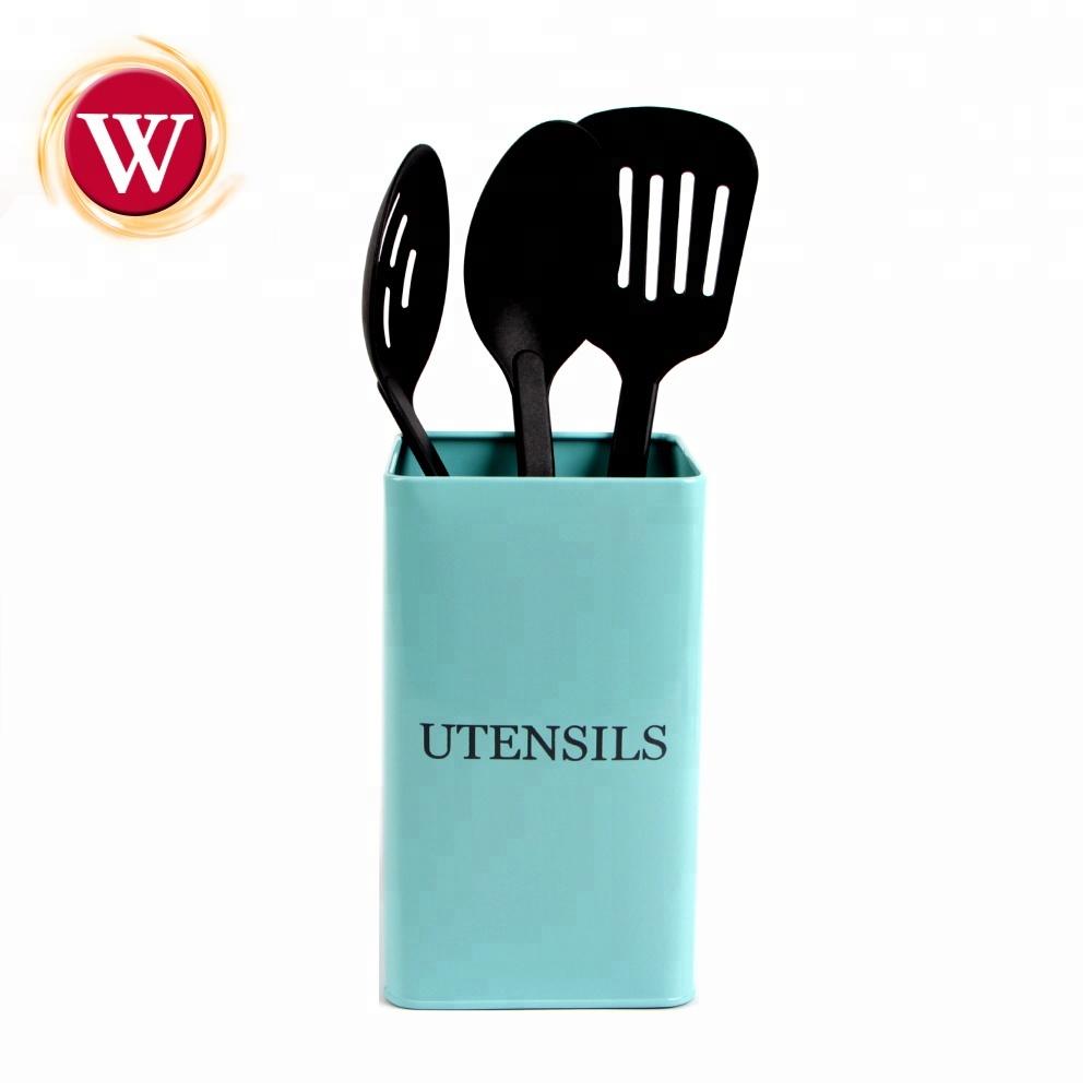 Restaurant Kitchen Utensil Set Buffet Table Utensil Holder - Buy ...