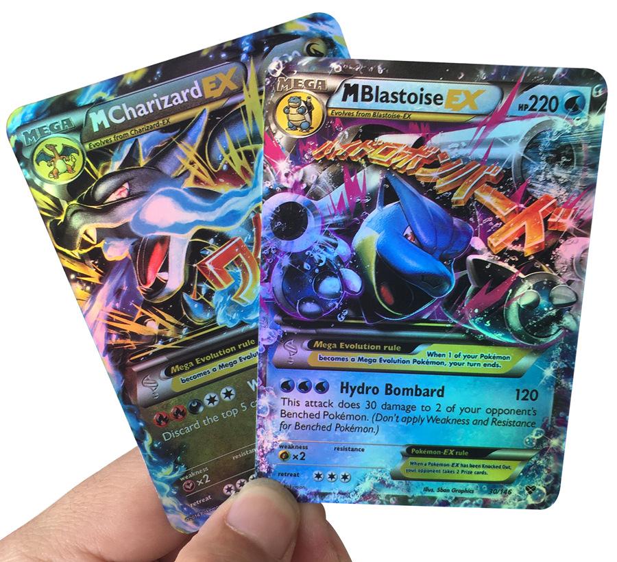 2017 Aug Latest Pokemon Tcg Cards Gx Mega Ex Trading