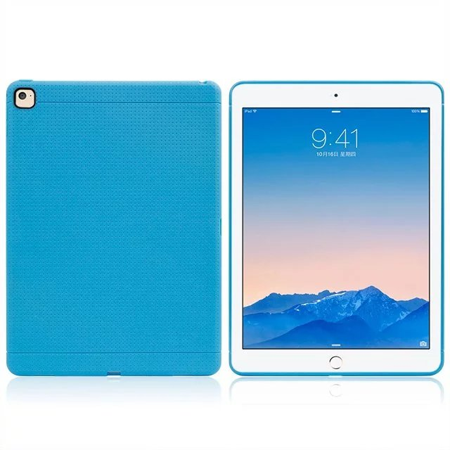 in stock honeycomb cellular tpu tablet case for ipad air 3