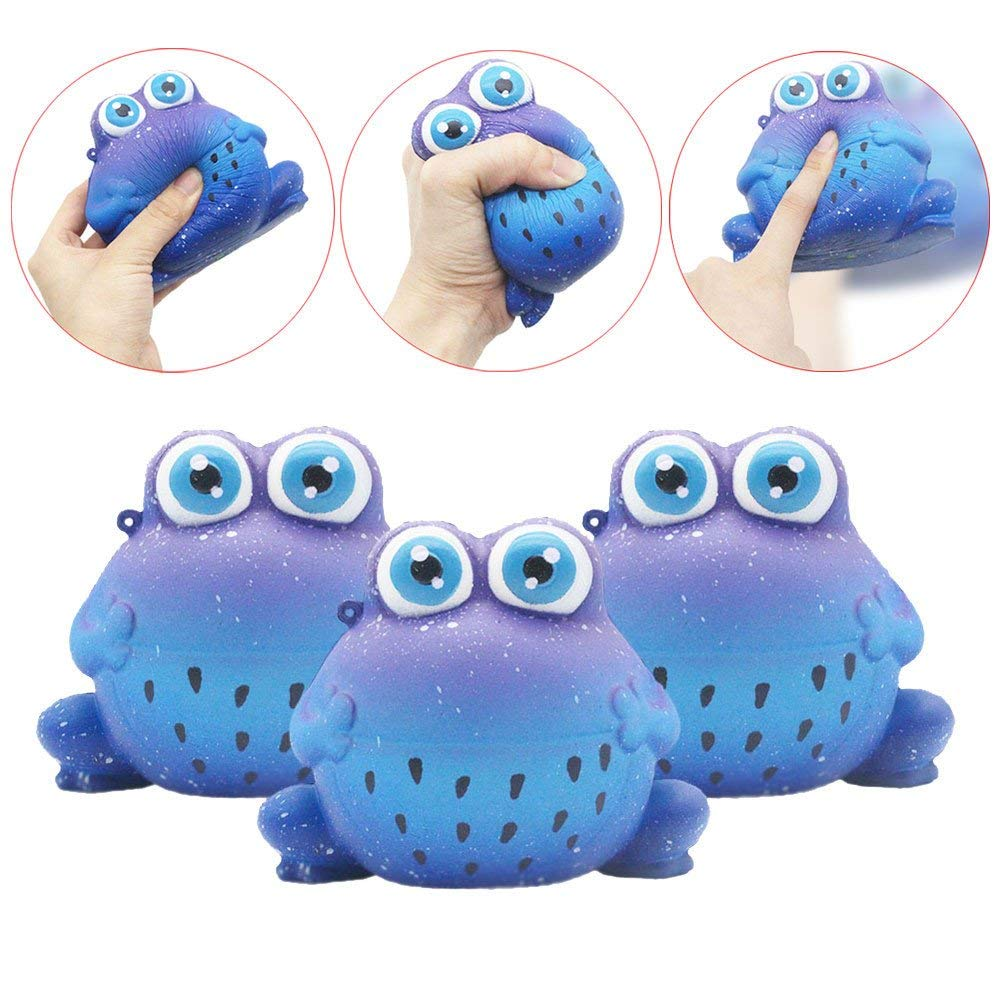 USHOT Clearance Squishy Cute Scented Squishy Slow Rising Squeeze Toys Jumbo Collection