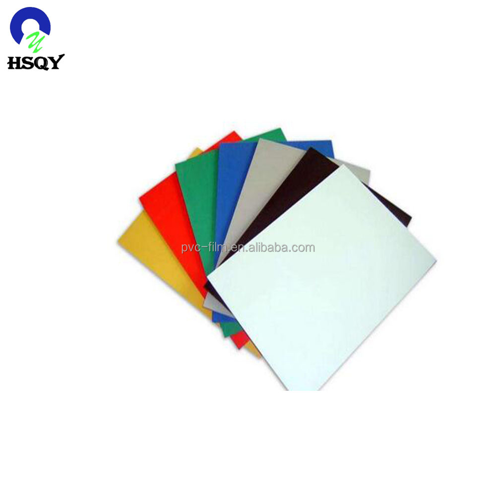 5 mm Thickness Colorful PVC Foam Board/Sheet