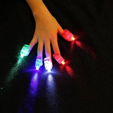 wholesale Bright Finger Flashlights LED Finger/ Rave Finger Lights