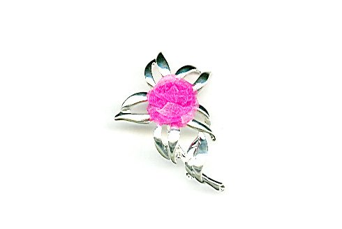 Gp6106 Lace Flower Center Broche Pin