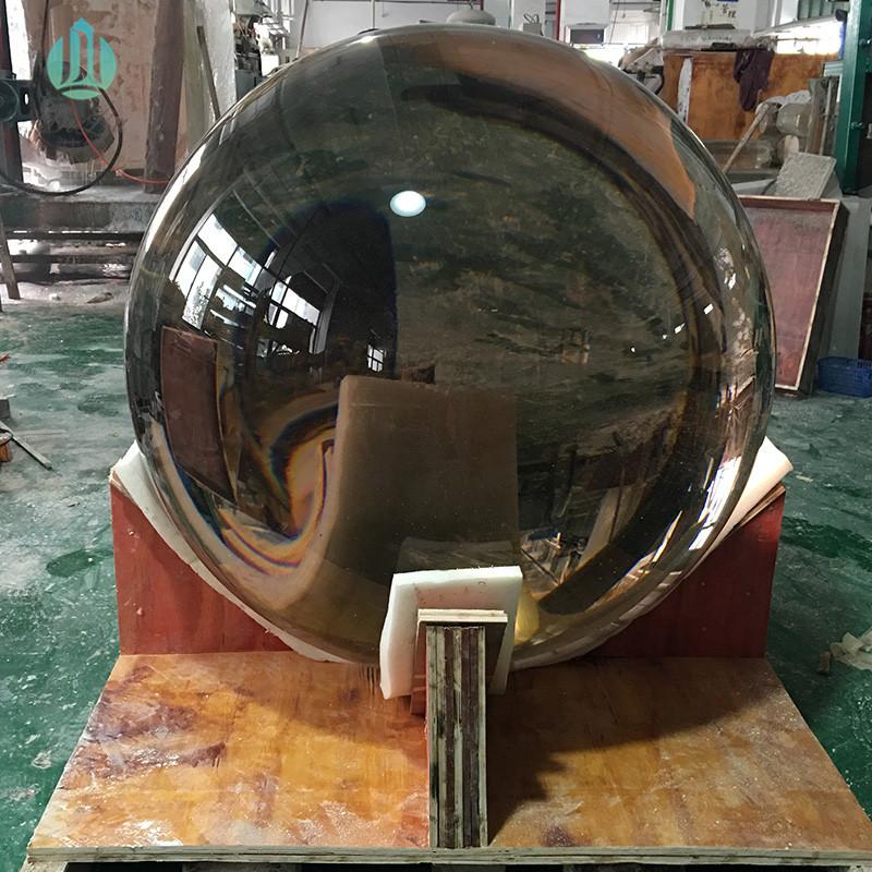 300mm 350mm 900mm1000mm Customize Huge Diameter Clear Big Huge Large K9 Transparent Crystal Ball Sphere