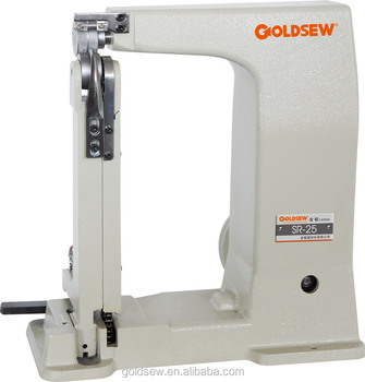 Sr-25 Seam Opening And Tape Attaching Machine /shoe Sewing Machine ...