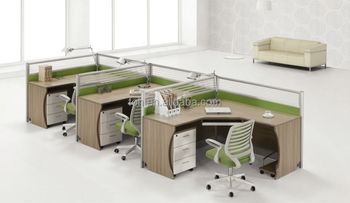 modern office furniture computer workstation office layout solution