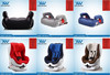 2016 Top design isofix graco baby car seat with ISO-FIX system for baby safe parent