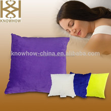 Knowhow Brand Wholesale Colorful Square Shape Throw Decorative Pillow