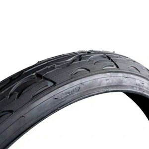 Made in china Kenda black abrasion resistant bicycle tire 20x3.0
