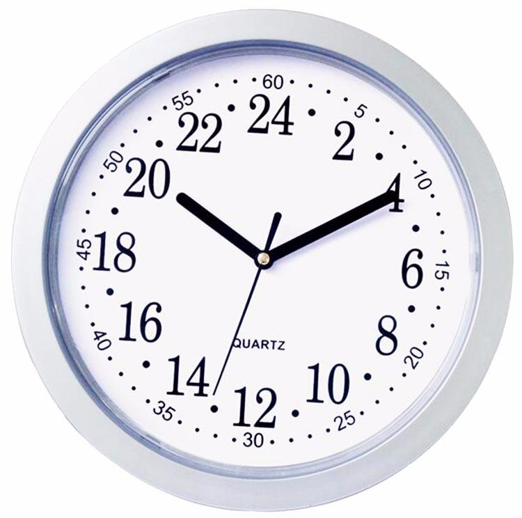 f08588bee32 Relógio de Parede promocional China Quartzo Analógico 24 Horas Relógio de  Parede
