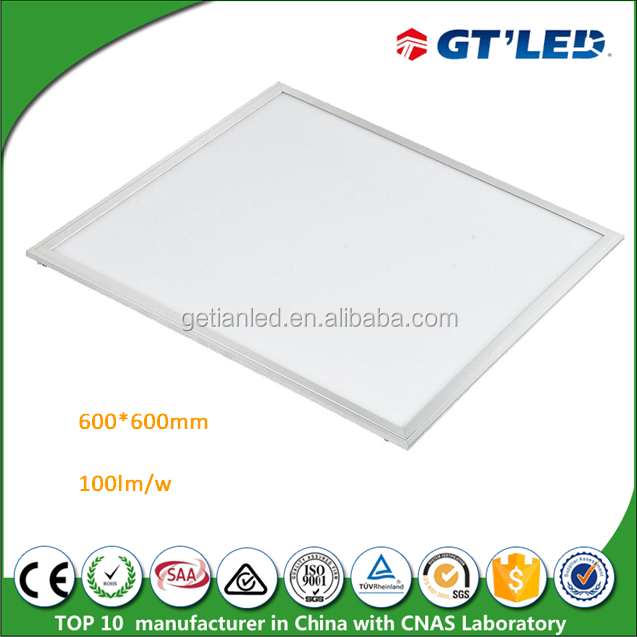 High brightness LED Panel Light 600*600 UGR< 19
