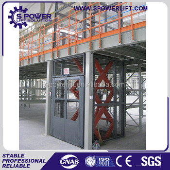 Amazing Long Purchase Period Low Price Electric Scissor Lift Bed Used