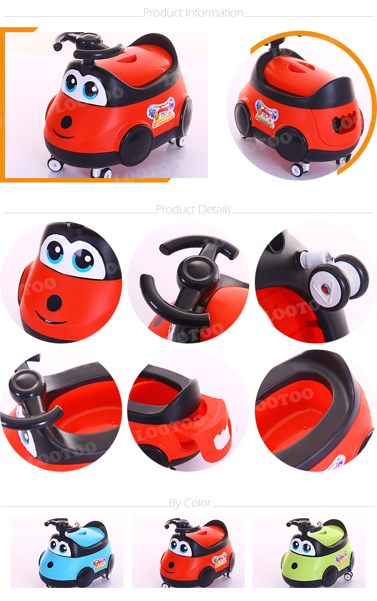 Trade Assurance Baby accessories safety products wholesale plastic baby seat potty