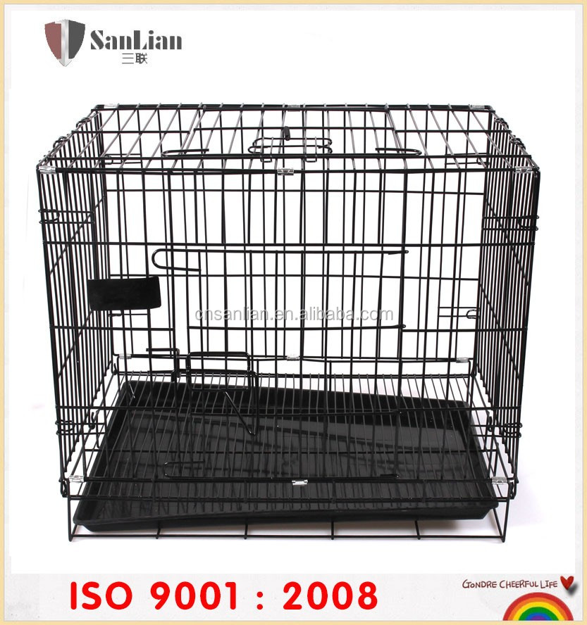 2016 Best Pet Accessories Pet Dog Cat Bird Cage Dog Crate Bed Kennel