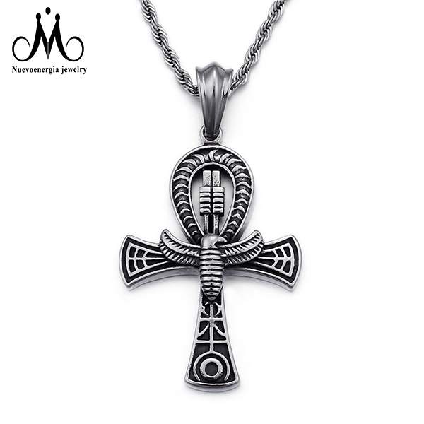 Muscle Warrior Men Pendant 316l Stainless Steel Jewelry