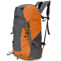 Lightweight Hiking Backpack Packable Water Resistant Travel Backpack Foldable Daypack Outdoor Camping