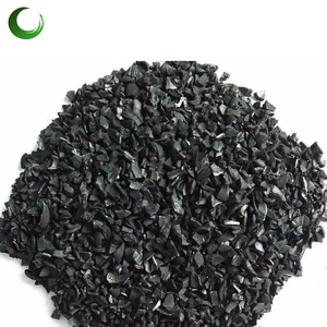 black activated carbon for purifying water, adsorbing color and bad smell