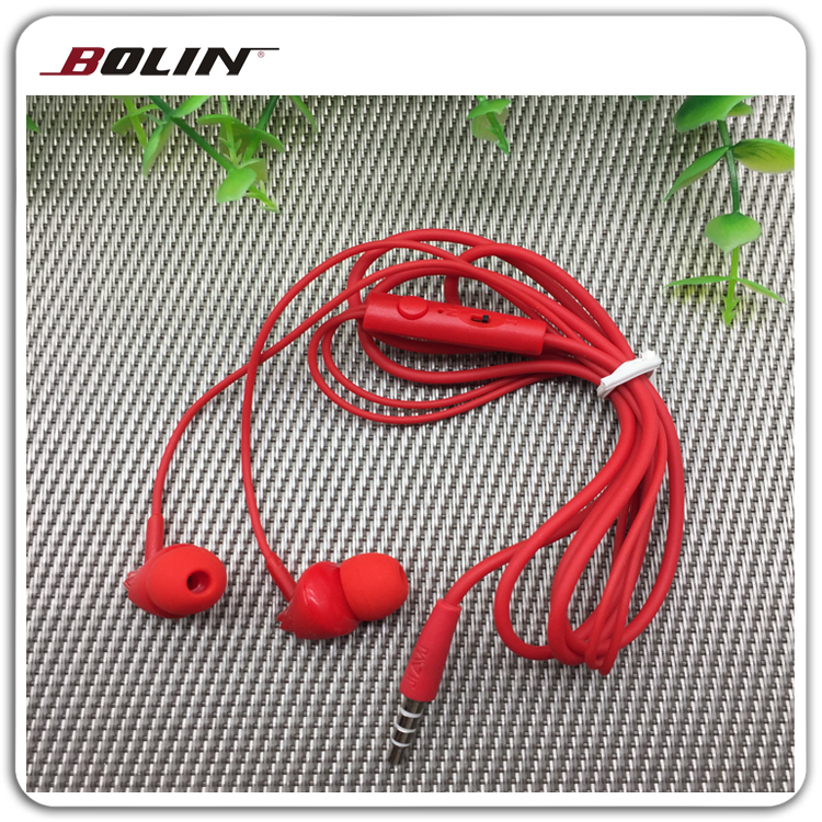Manufacturing Super Bass Sound Quality Anti Radiation Earphone