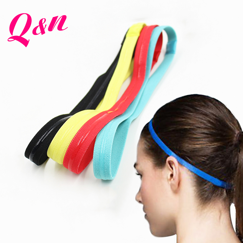 top sale elastic headband , sports custom headband