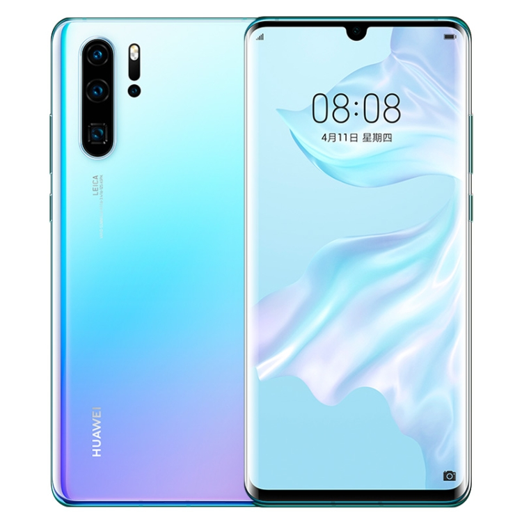 Free sample free shipping shopping china mobile phone Huawei P30 Pro VOG-AL00, 8GB+128GB smartphone