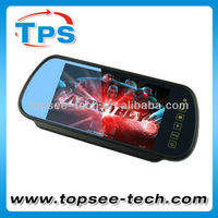 "Brand new 7"" ultra-thin design tft lcd car reverse mirror color monitor"