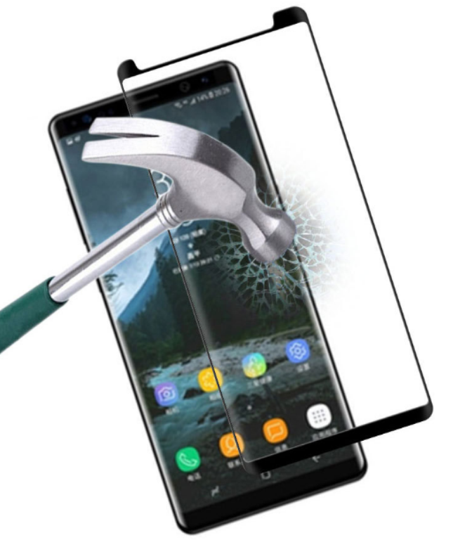Handy-Displayschutz Nano Liquid Displayschutz für das Samsung Galaxy Note8
