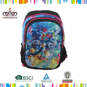 Fashion cheap backpack type cheer bag wholesale