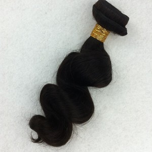 Best selling new hair products for black women peruvian hair weave latex free hair elastics