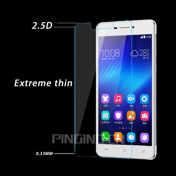 Premium 9H hardness tempered glass screen protector for Doogee Iron Bone DG750 film protector