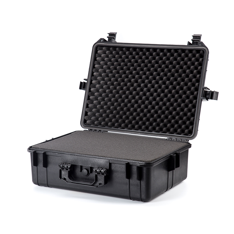 GD139 Hard Pp Plastic Waterdichte Shockproof Handvat Camera Case