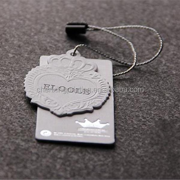 Desain Baru Die Memotong Kertas Hadiah Label Label Gantung Kebaikan