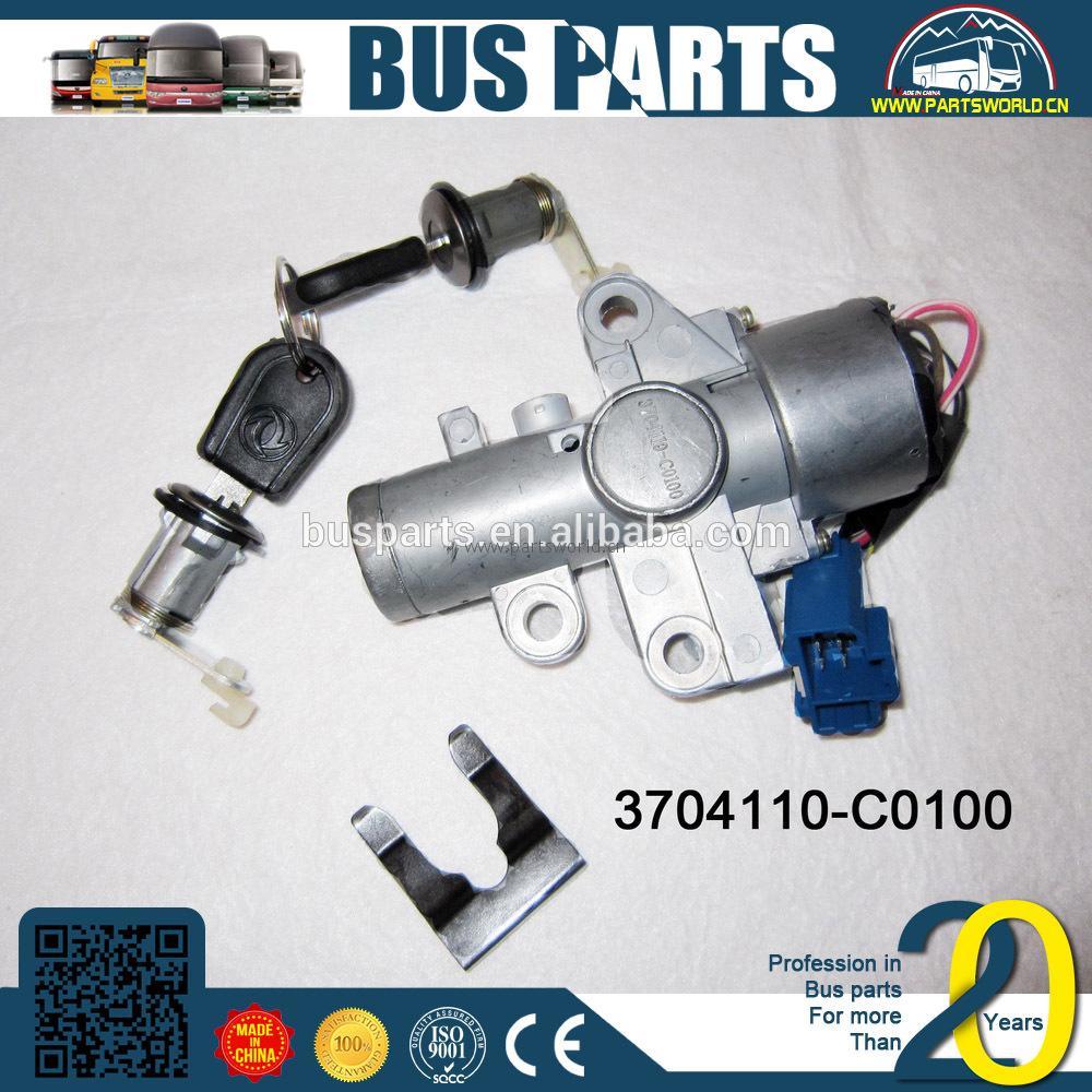 Yuchai מנוע חלקי 181 אוטובוס מנעול סט גוף 171 HIGER חלקי,