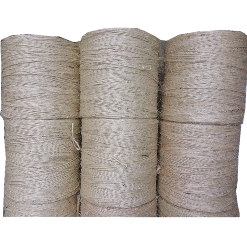Cheap price Sisal yarn/sisal twine for package rope