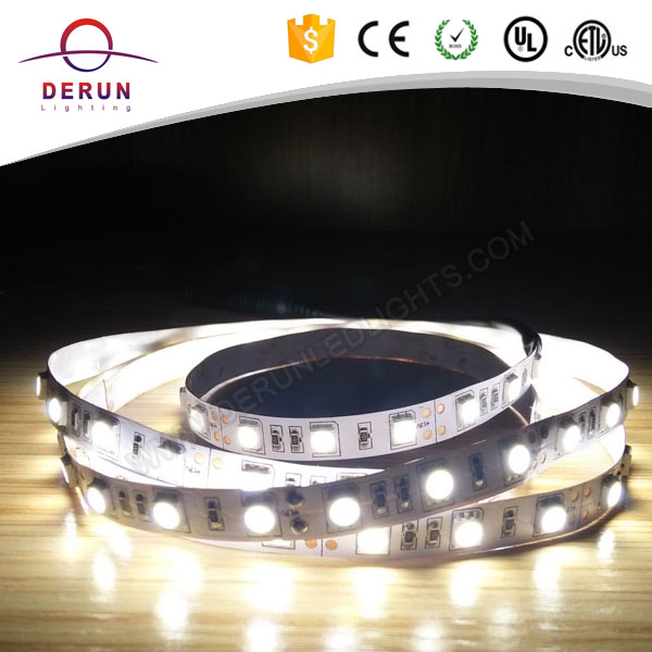 DC12V led strip 5050 4000k 60leds/m non-waterproof IP20 led light