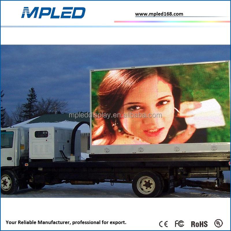 Digital Mobile Billboard Truck For Sale - Buy Digital ...