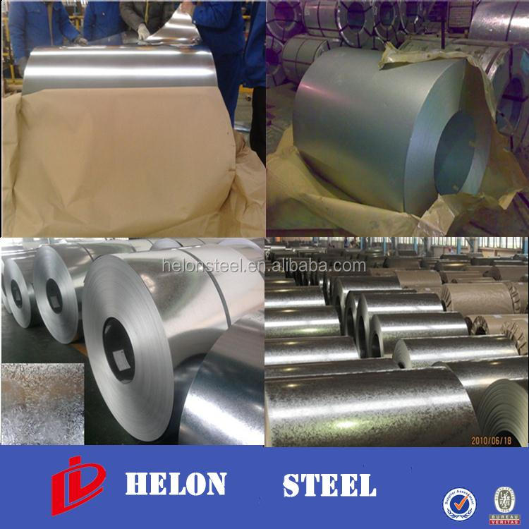 Steel Coil Product ! Continuous Galvanizing Line Factory 34 Gauge ...