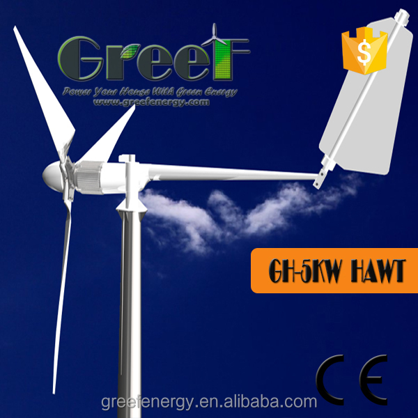 Home made wind generator kits 5kw
